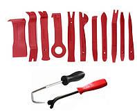 Профессиональный набор инструментов для снятия обшивки (облицовки) авто 13шт. (СО-13-2)