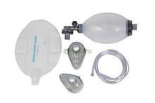 Мешок дыхательный ручной типа АМБУ многоразовый для взрослых