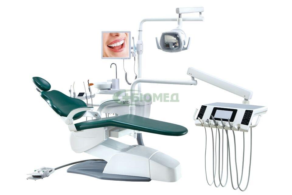 Стоматологічна установка BIOMED DTC-327 (нижня подача)