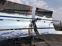Концентратор солнечной энергии (солнечный концентратор) СЭЛ ПСК-5 1000 л/сутки