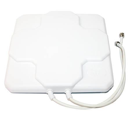 Антенна планшетная ANTENITI 4G LTE MIMO 2×17 dbi , фото 2