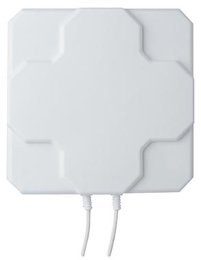 Антенна планшетная  4G LTE MIMO 2×17 dbi РАЗЪЁМ: CRC9, фото 2