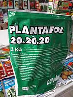 """Удобрения для листовой подкормки """"Плантофол 20-20-20"""" 1 кг, фото 1"""