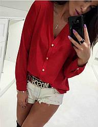 Женская блузка в классическом стиле