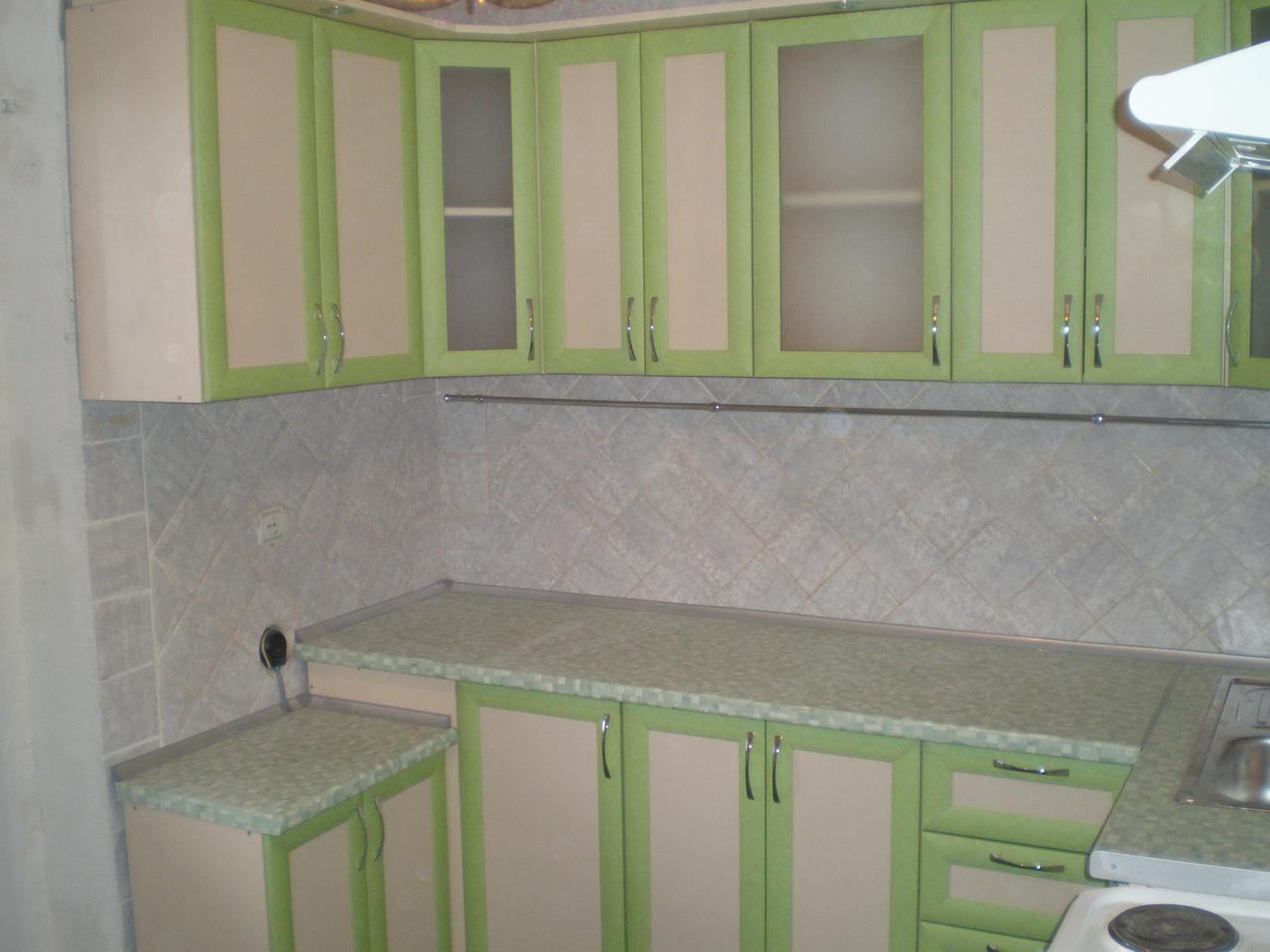 Кухня МДФ рамочный 176