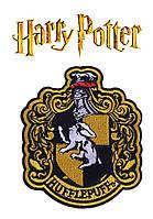 Нашивка на одежду Пуффендуй Гарри Поттер Harry Potter