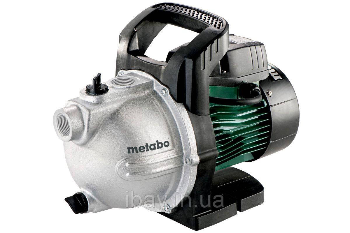 Насос садовый Metabo P 3300 G