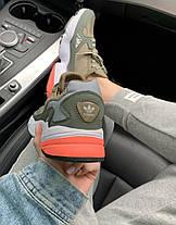 Женские кроссовки Adidas Falcon Khaki, фото 3