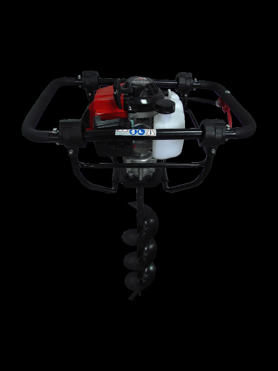 Мотобур Vulkan GD620