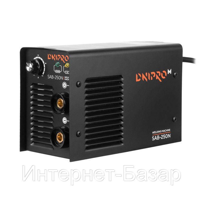 Сварочный аппарат инвертор DNIPRO-М SAB-250N