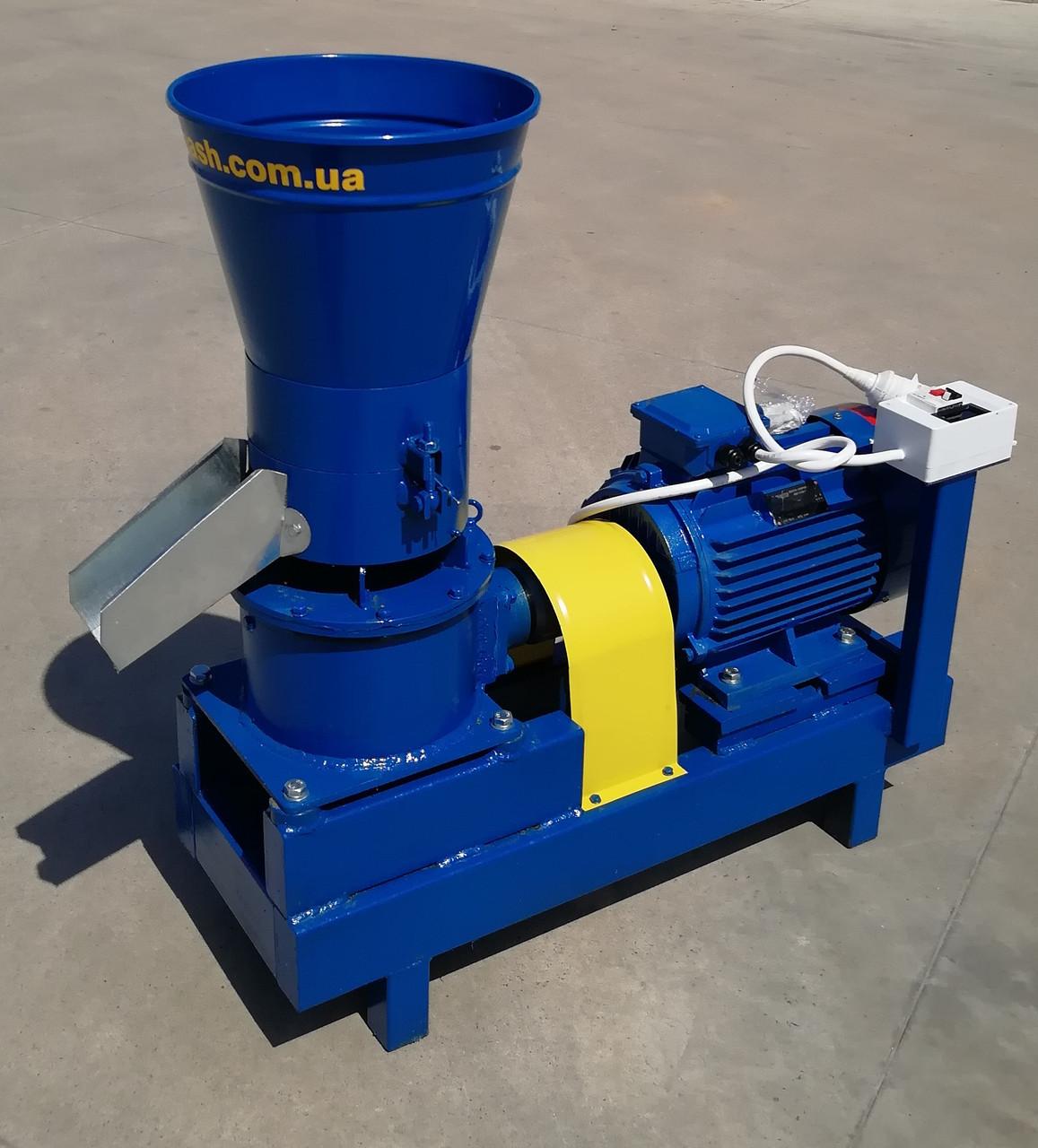 Гранулятор пеллет 380 В,11 кВт, 1500 об/мин без двигателя