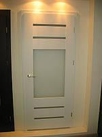 Двери Verto Лада-Нова 7.2 цвет Кора белая «Verto LINE-3D»
