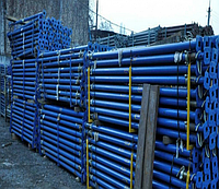 Стойка опалубки 1.75 – 3.0 (м) усиленная 1.0 (т)  (полимерное покрытие)