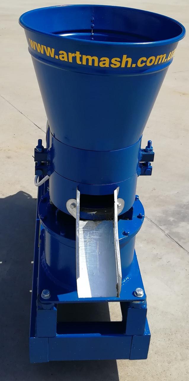 Гранулятор пеллет 380 В, 11 кВт, 1500 об/мин, рабочая часть