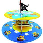 Подставка для кексов Маленький Пират 1502-1367