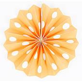 Набор фантов оранжево-белый 010717-003