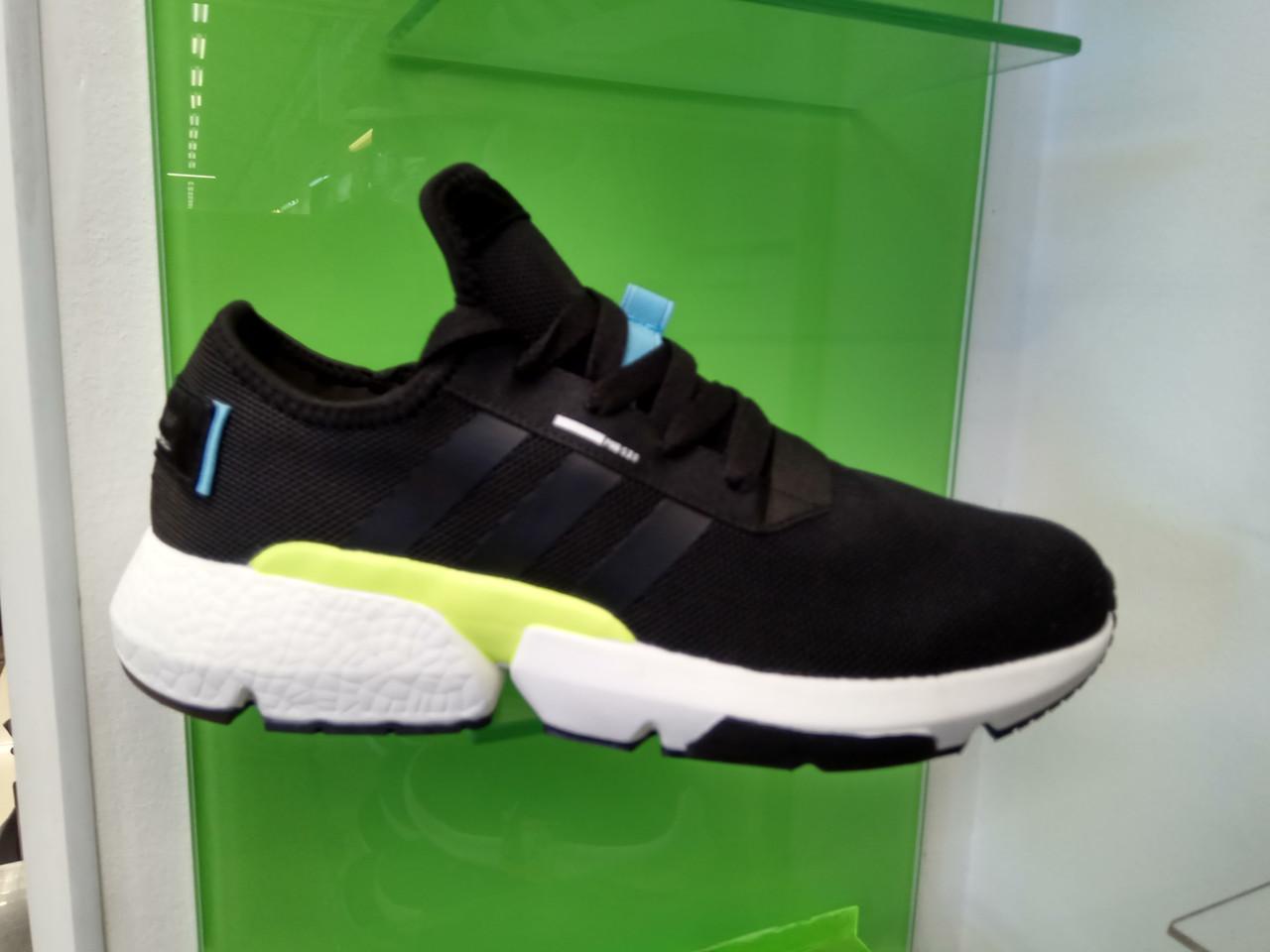 Чоловічі кросівки Adidas POD s 3,1 black white