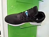Чоловічі кросівки Adidas POD s 3,1 black white, фото 2