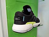 Чоловічі кросівки Adidas POD s 3,1 black white, фото 3