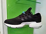 Чоловічі кросівки Adidas POD s 3,1 black white, фото 4