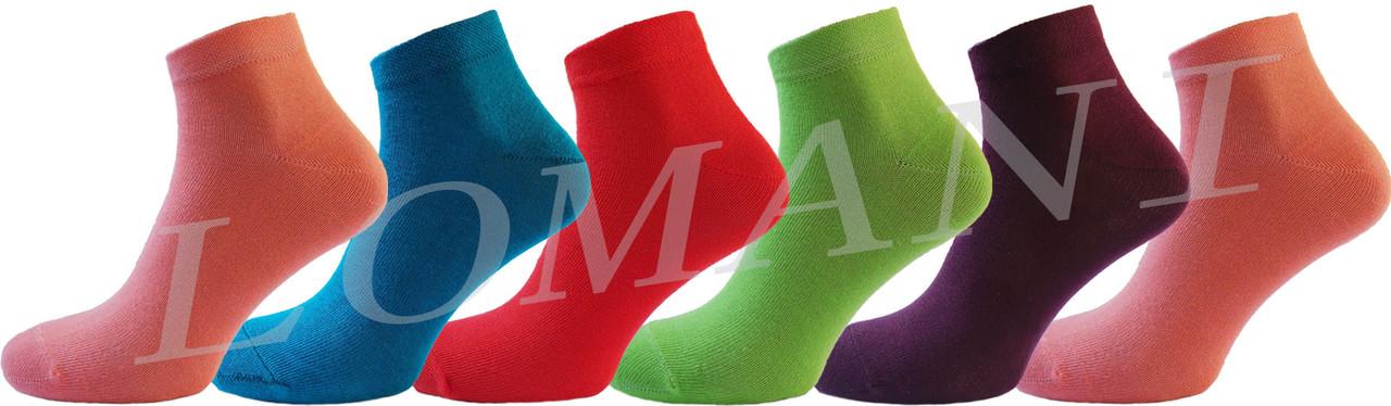 """Жіночі шкарпетки  мікс """"lomani"""""""