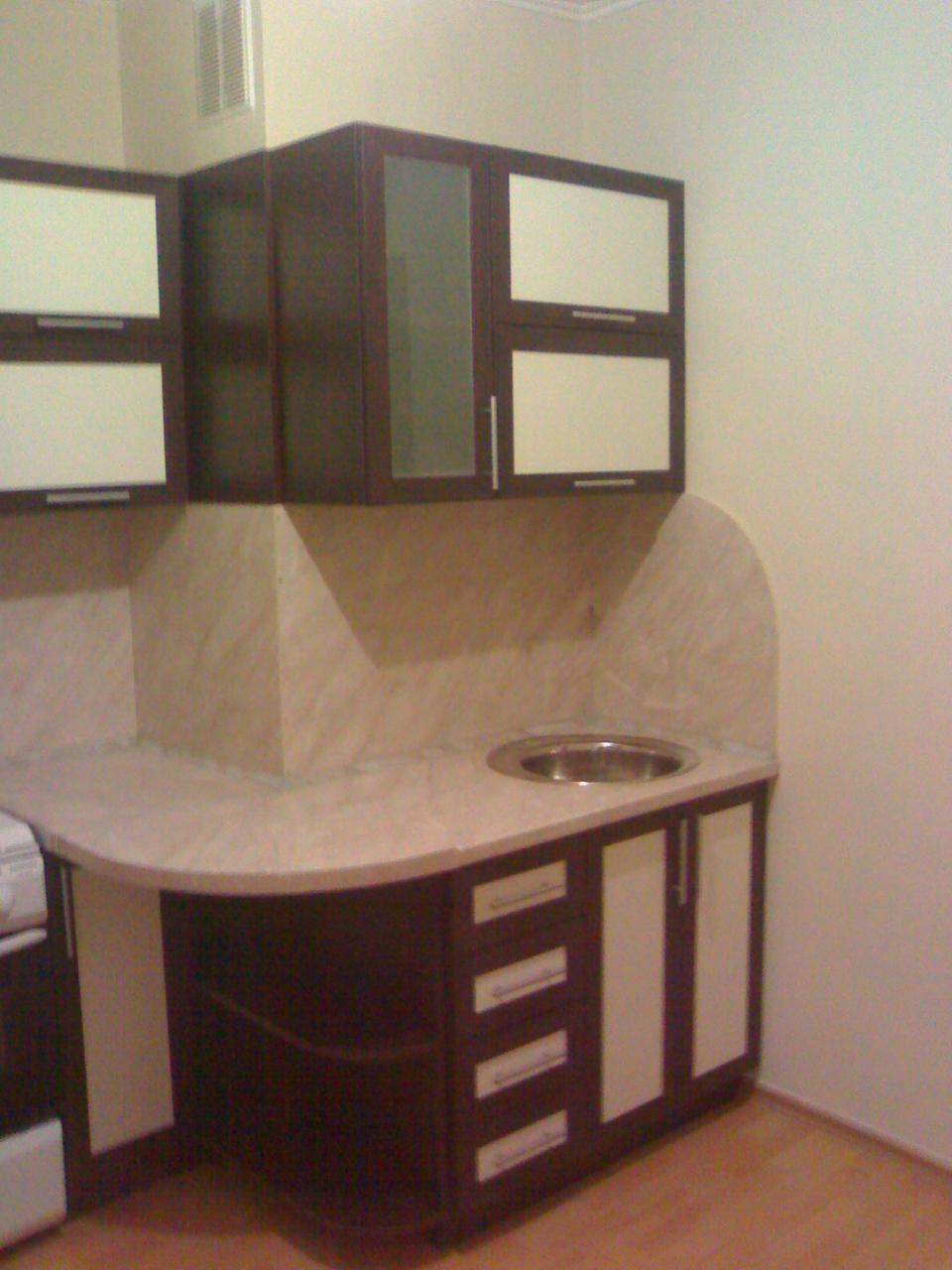 Кухня МДФ рамочный 181