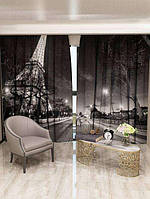 Фотоштора Walldeco Ночной Париж (10436_4_2)