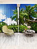 Фотошторы WallDeco Тропический лес (13579_4_ 2)