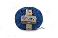 YarnArt Jeans, светлый джинс №16