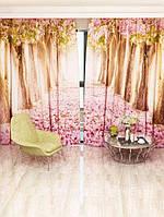 Фотоштора Walldeco Цветущие деревья (14973m_4_2)