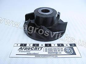 Крыльчатка водяного насоса Д-240 (под запрессовку) пластик, 245-1307074-В