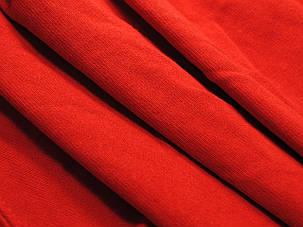 Лёгкая мужская кофта на молнии Красная размер XL 62-160-40, фото 2