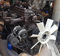 Двигатель Д243 Д240 (80 л.с.) на ГАЗ 53, ГАЗ 3307, ГАЗ 66 с кожухом под КПП ГАЗ + установка по всей УКРАИНЕ