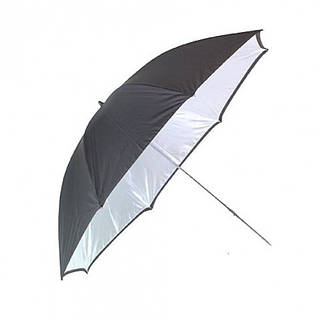 "Зонт Falcon Black/White 32"" (82 см) (URN-32BW)"