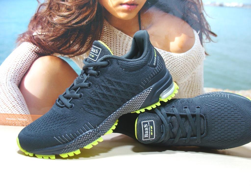 Мужские кроссовки BaaS Marathon темно-серые 43 р.