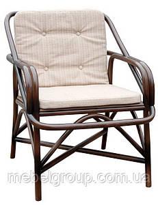 Кресло из ротанга для отдыха №1