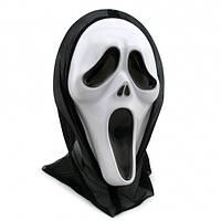 Пластиковая маска Крик, Карнавальные маски, Карнавальні маски, Пластикова маска Крик