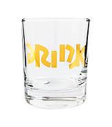 """Набор стаканов для виски """"Drunk"""" (2x270 мл), фото 2"""