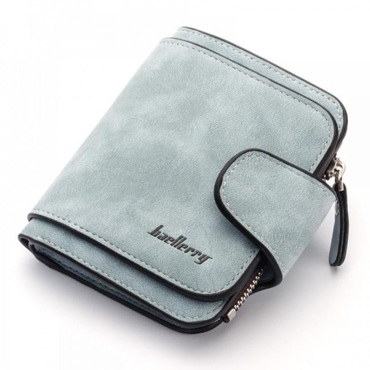 Женское портмоне Baellerry Forever mini (Голубой), Женские кошельки