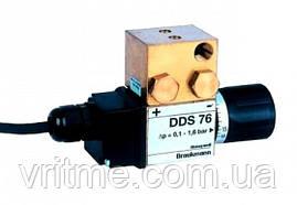 Реле перепаду тиску Honeywell DDS 76