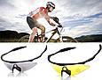 Спортивные Солнцезащитные Очки для Велосипеда и Бега, фото 2