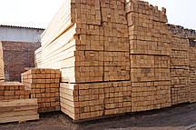 Брус деревянный из сосны