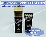 Крем гель для увеличения полового органа, Titan gel gold, увеличить член