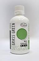 Гелевый краситель Criamo Зеленая трава 125 грамм