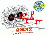 Грабли ворошилки AGX WR-02 (AGRIX)
