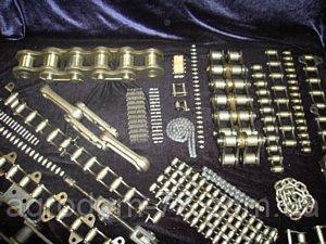 Цепи приводные к сеялке в асортименте: ПР-12,7; ПР-15,875; ПР-31,75; ПР-19,05; ПР-25,4 и т.д.