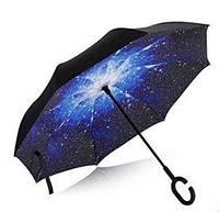 Зонт UP-brella обратного сложения зонт перевёртыш