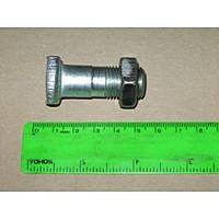 Болт карданный короткий (с гайкой) 125.36.113-1А / М16х1,5