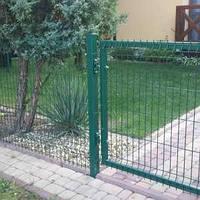 Секционный забор из сварной сетки с услугами монтажа для дачи и дома  4/3 мм 930х2500