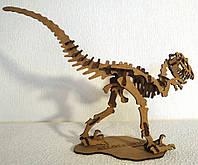 "3D Пазл динозавр ""Алозавр"""